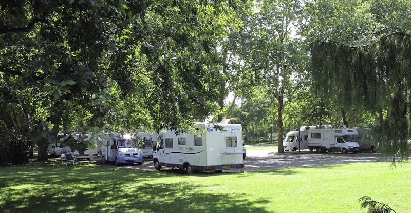 Venir en camping-car
