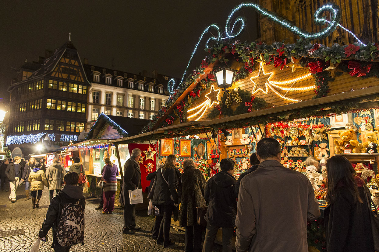 The Christmas Markets: a success story dating back to 1570