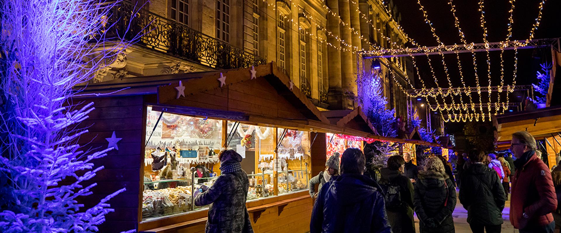 Le marché de Noël en 1 jour : un concentré d'incontournables
