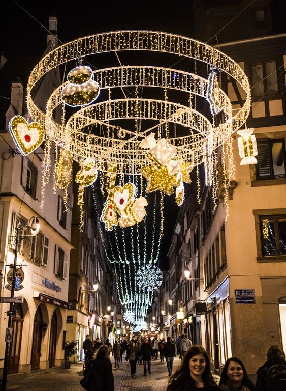 Grand Rue Noël Strasbourg
