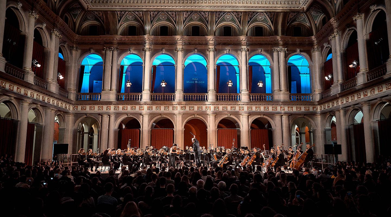 image - Concert à l'Université