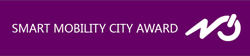 Logo Smart Mobility City Award